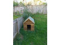 Large XXL Wooden Dog House