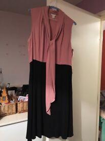 Monsoon dress size 14 like new