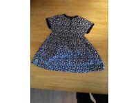 3-6m JoJo Maman Bebe Dress, Brand new without tags