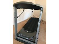 Treadmill With Heart Rate monitoring