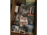 Over 150 CDs including double albums