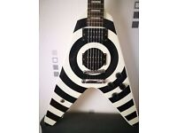 Benson Flying V guitar