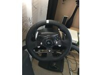 Wheel Logitech G920 PC Xbox one New