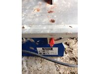 Tile cutters I have two tile cutters, one is electric