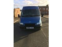 ford tranzit 2.0 td 280 m.o.t 5 months one keep had the van for ten years mileage 112