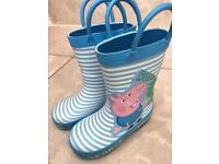 Wellies size 4