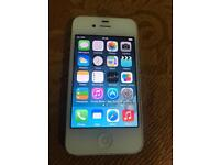 Apple iPhone 4 white unlocked 16gb