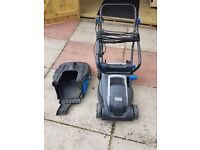 Mac Allister Rotary Lawn Mower model no. MLM 1300