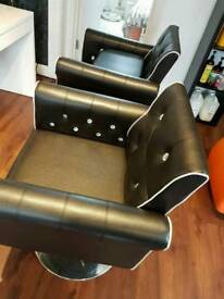 1 Barber Styling Salon Chair