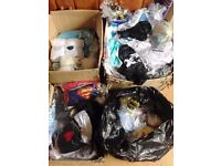 Wholesale Lot of Ladies and Kids Fancy Dress Costumes - Perfect for eBay Sellers / Car Boot