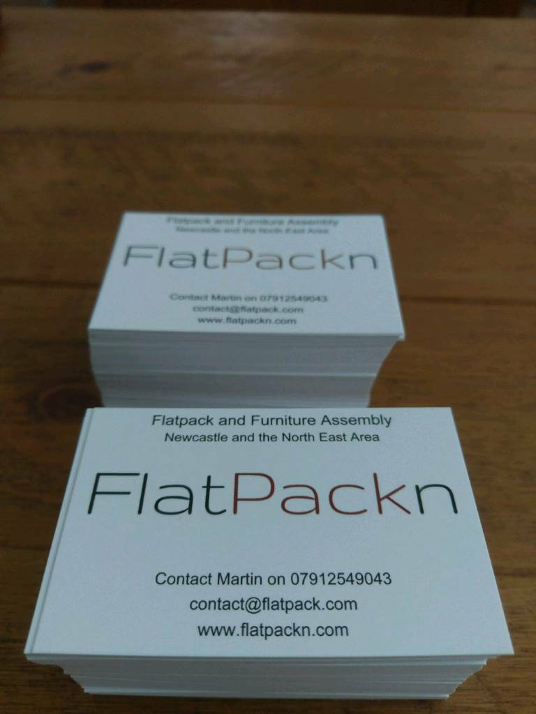 Furniture and Flatpack Assembly for Newcastle and the North East ...