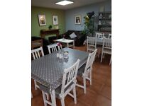 Cafe to rent, Catrine