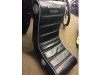 X box rocker curve chair