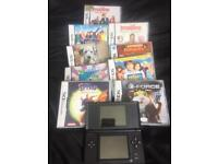 Nintendo days lite with games