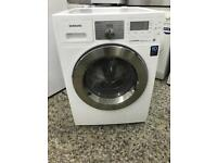 Samsung washer dryer full working 8kg 1400rpm free delivery and installation