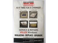 VELUX roof windows installed throughout Northern Ireland, free quotations