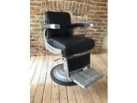 Belmont Apollo barber chair