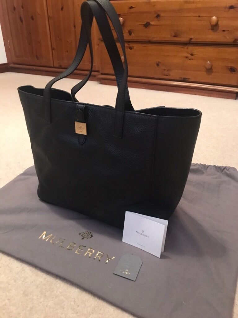 3ff8e17dad cheapest black mulberry tessie tote handbag e9086 bf849; promo code for mulberry  tessie tote handbag 3fd92 34849
