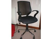 Home computer chair excellent condition ex ARGOS