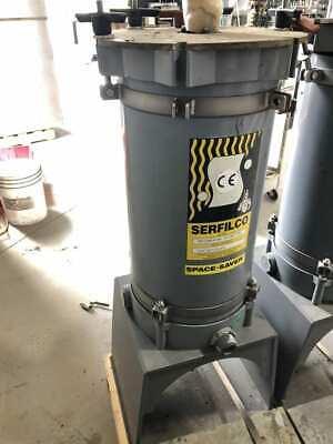 Serfilco Spacesaver Cg24p730m Filter Pumpmulti-bag Filter Housing