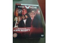 The VICE DVD Collection boxset for sale.