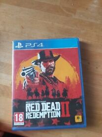 PS4 games for sale Various prices