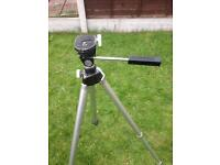 Telescopic Camera Tripod