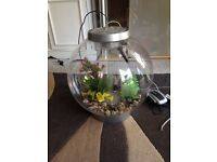 30l bi orb fish tank very nice full set up with pump filter light heater gravel ornament all work