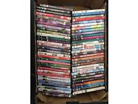 66 various dvds