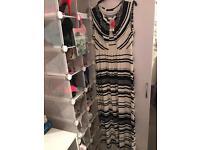 Size 10 Maxi Dress Bnwt