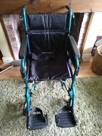 Days Minilite 2 Wheelchair *Like New*