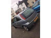 Vauxhall corsa 1.2 £550 price negotiable
