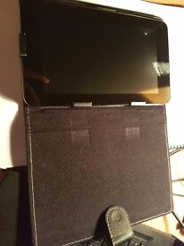 Silver HP slate 7 beats audio tablet 8GB