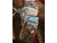 Comic Collection - DC - Action Comics, Azrael, Star Trek, Superman, Various titles