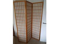 Room divider/screen