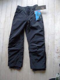 New Black Ski Pants