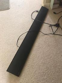 sony ht-ct790 soundbar and sub - used for 4 weeks