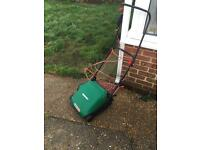 free to collector: Qualcast elan 32 lawnmower