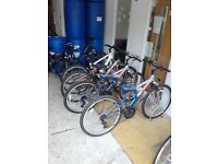 Half Price Sale 100s Bicycles new and 2nd Hand Best Price Tricycle Kids Bicycles Scooters Sale Sale