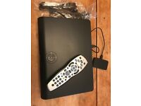 Sky box (DRX890-Z) and remote for sale