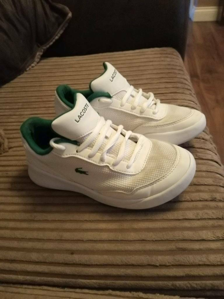 8ca15cd15a Kids Lacoste trainers size 12 | in Seaham, County Durham | Gumtree