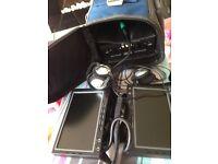 In car DVD player kit