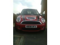 MINI Cooper S loaded with extras