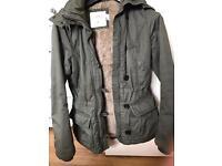 H&M parka style jacket