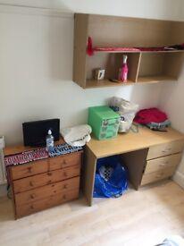 DOUBLE BEDROOM TO RENT £391 PER MONTH