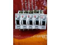 MEM circuit breakers