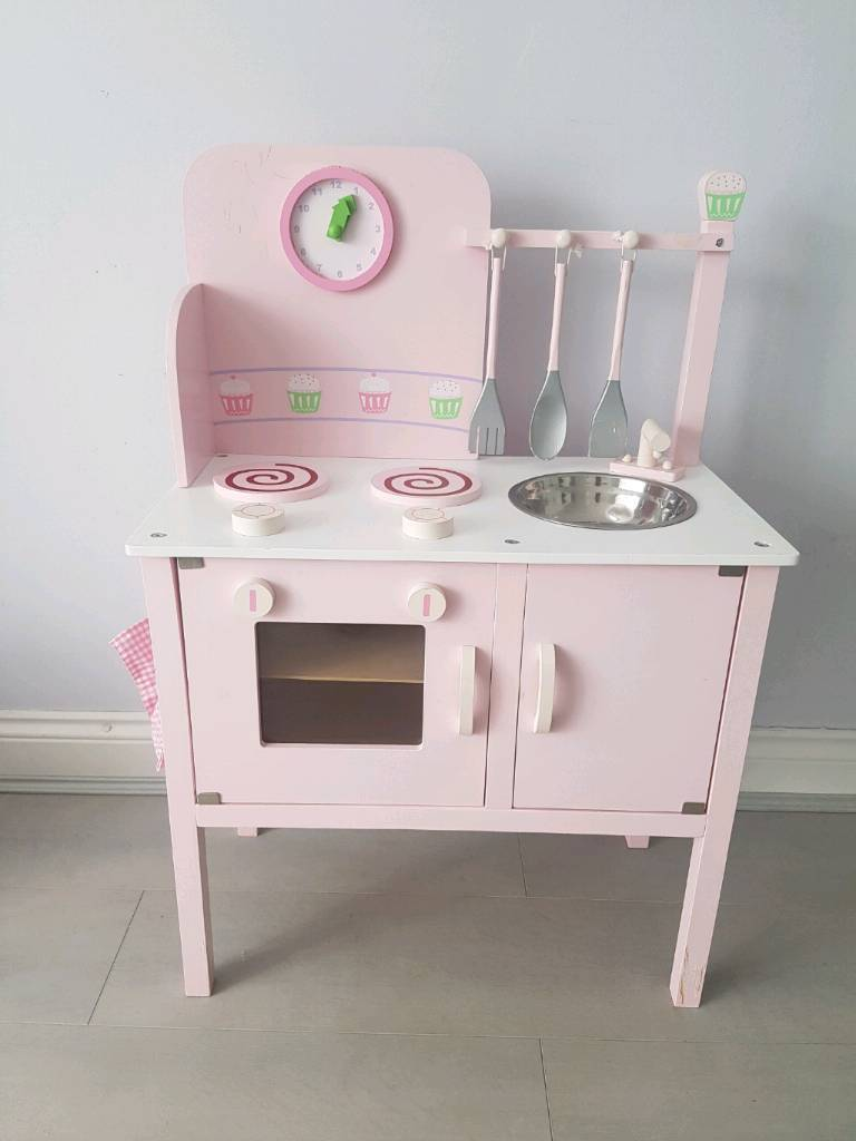 Wooden Cupcake Kitchen Toys R Us