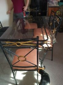 Table and 6 chairs Price Negotiable NEED GONE updated 3/7/18