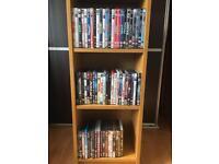DVD collection - 65 original DVDs
