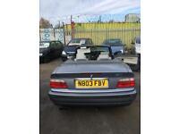 BMW 328i auto